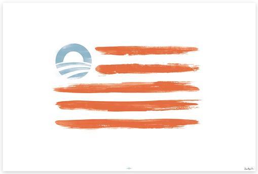 ObamaCultFlag