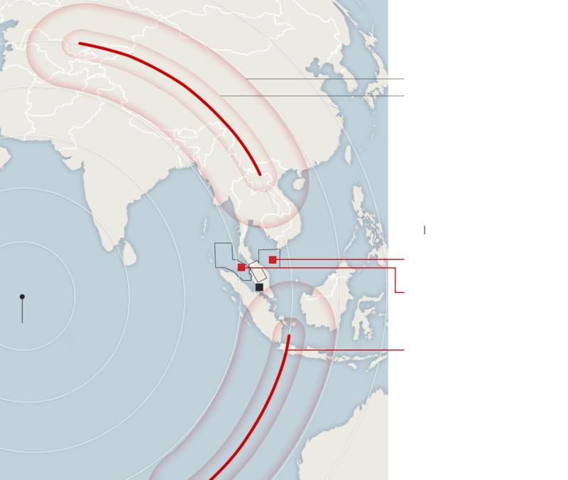 MalaysianAirlinesSatelliteContact