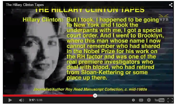 HillaryRape