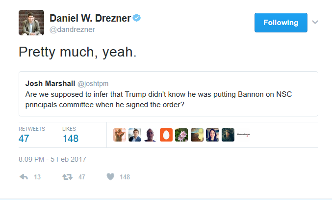 NYT_Bannon_DreznerTweet