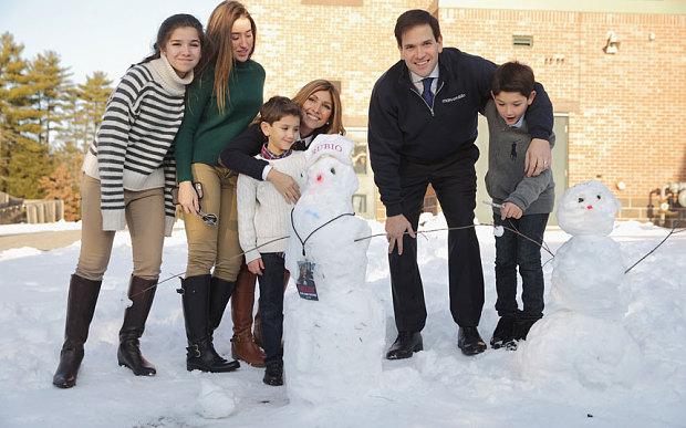 Rubio_snowman